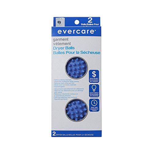 Evercare Laundry Dryer Balls, 1-Pack (2 Balls in Total)