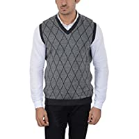 aarbee Men's Woolen Reversible Sweater