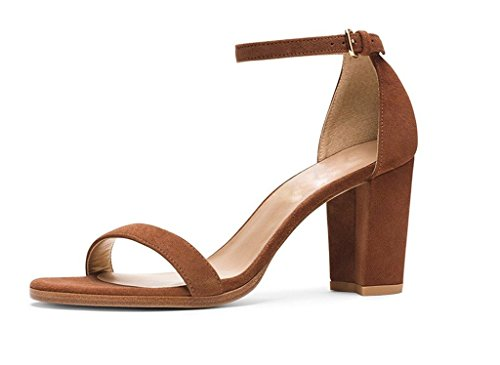 elashe - Correa para el tobillo Mujer marrón