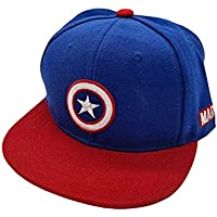 N.L.Q Imperium Children Hat Kids Hat Boys Hat Baseball Cap Superheroes Cartoon