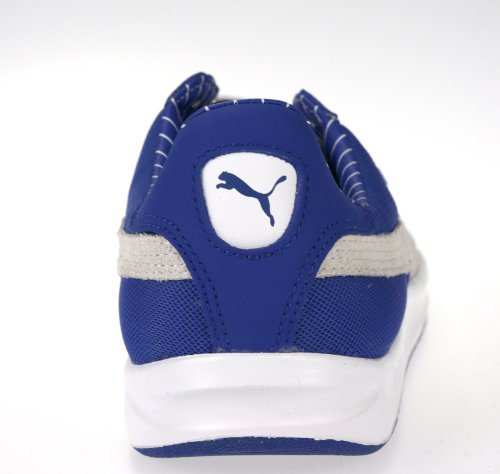classique et en White toile Sneaker daim Top Royal Californie Fashion LA Puma wpqI44