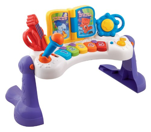 VTech – Grow And Discover Music Studio, Baby & Kids Zone