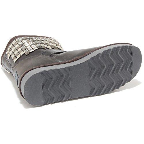 Testa Donna Stivale Of Boots Di Borchie California Scarpa Colors Moro Shoes 84179 Women CW4BRHcW