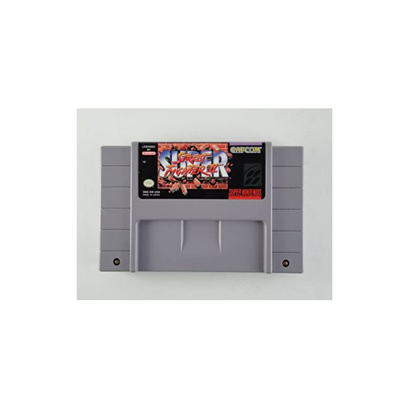 Super Street Fighter II: The New Challen