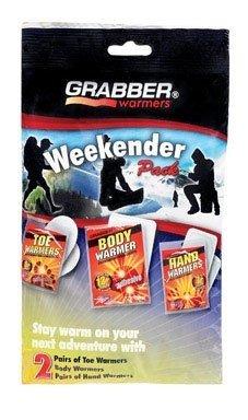 - Grabber Warmers #WKNR348 Weekender Warmer Pack