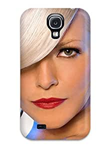 AMGake WmlbUAA917YNzCs Case Cover Skin For Galaxy S4 (hot Girl With Red Lips)