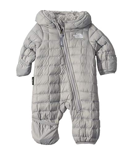 The North Face Infant Thermoball Eco Bunting, Meld Grey, 12-18 Months