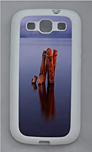 Samsung Galaxy S3 I9300 Cases & Covers - Seawater Wood Custom TPU Soft Case Cover Protector for Samsung Galaxy S3 I9300 - White