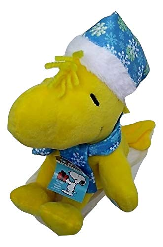"Woodstock - Animated Singing and Dancing Plush Figures - Sings ""Jingle Bells"""