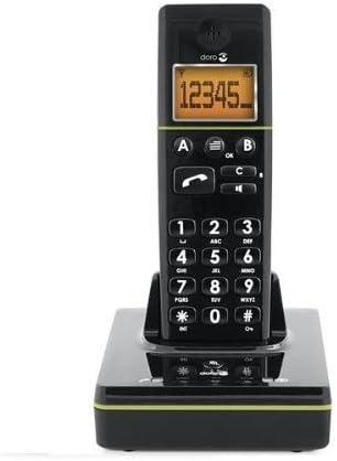 Doro Phone Easy 336W - Teléfono Fijo Inalámbrico [Importado de Francia]: Amazon.es: Electrónica