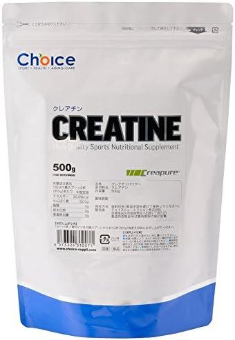クレアチン サプリメント ②
