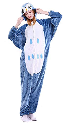 Women's Sleepwear Halloween Pajamas Onepiece Onesie Cosplay Costumes
