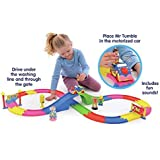 Mr Tumble 1169 Adventure Track Set with Drop-in Driver