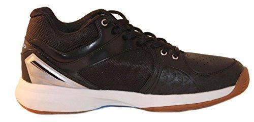 Hoofd Heren Sonische 2000 Mid Racquetball / Squash Indoor Pumps (non-marking) (zwart / Blauw En Wit / Blauw Beschikbaar) Zwart / Blauw
