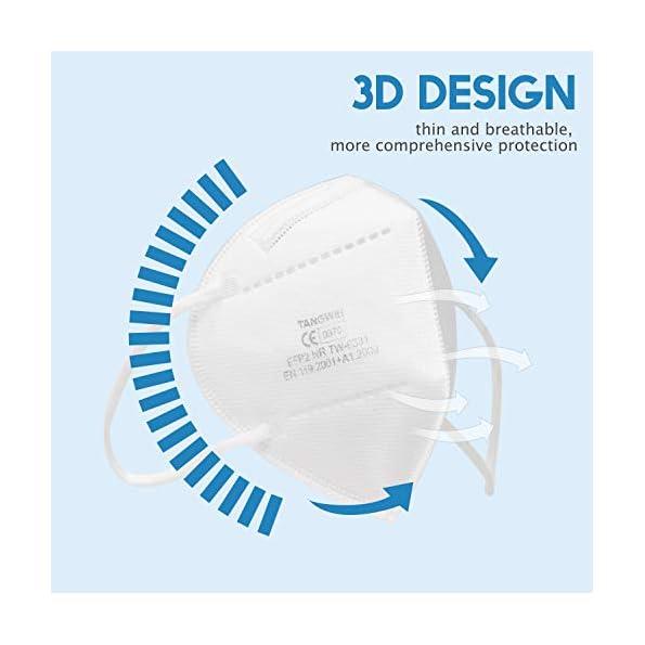 FFP2-Maske-Atemschutzmaske-Konformitt-mit-EN-1492001-A12009-Maske-mit-mehrschichtigem-Filtersystem-freier-und-bequemer-Atem-20X