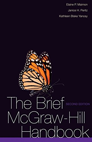 The Brief McGraw-Hill Handbook 2e with MLA Booklet 2016 and Connnect Composition Access Card