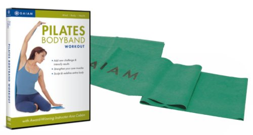 Gaiam Pilates Band Kit