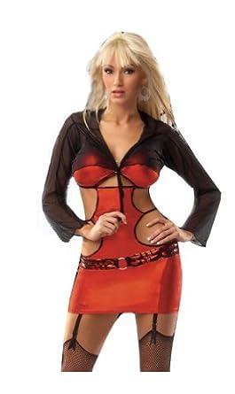 Strip tease clothes