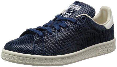 Adidas STAN SMITH W Zapatillas Sneakers Charol Azul para Mujer