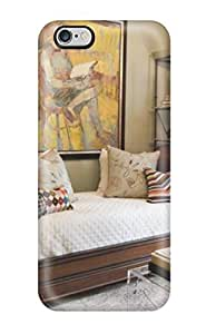 Fashion PC Case Cover For SamSung Galaxy S4 Mini Kids Room With Wood Daybed And Lucite Table