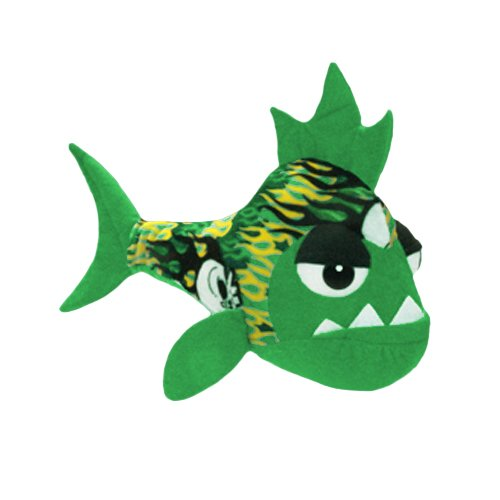 Blue ToySource Blue Scar The Fish 6 Plush Collectible Toy 6