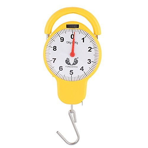 DealMux-Metal-Fish-Shape-10kg-22lb-Weight-Analog-Luggage-Hanging-Scale-Yellow