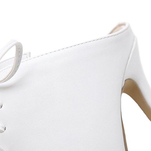white de tacón Zapatos con Sugerencia los punta zapatos alto zapatos de con desnudo correa chica solo Ryoko sexy ZHZNVX fina la q1WRaxFW4
