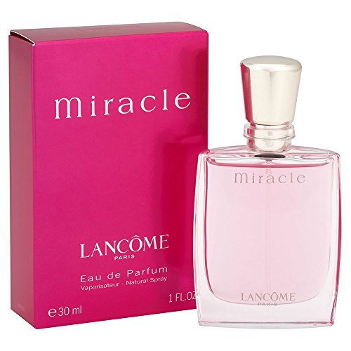 Miracle Ginger Perfume - LANCOME Miracle Eau De Parfum For Women 1.0oz / 30ml New In Original Box