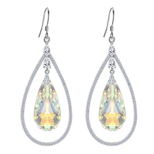 Ab Swarovski Crystal Dangle - 8
