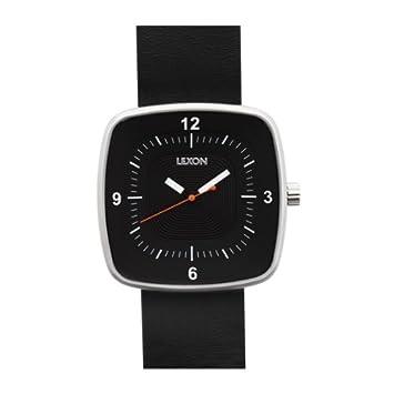Armbanduhr Quartet Aluminium Schwarz
