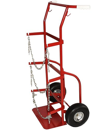 Milwaukee Hand Trucks 40509 Delivery Cylinder Truck 2 Gas ()