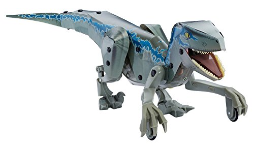 Kamigami Jurassic World Blue Robot is a cool gift for tweens