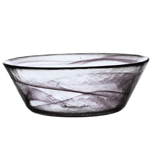 - Kosta Boda Mine Bowl, Large, Black