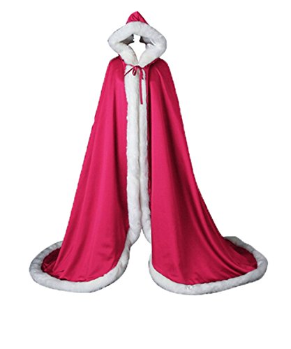 Cloak L Cape Ladies blue Shawl Faux Wedding Cape D Luxury Scarf Bridal Coat Length Hat Different Hooded with Navy Capes With w1F1nrXtq