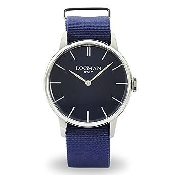 Locman 0251V0200BLNKNB_wt Herren Armbanduhr