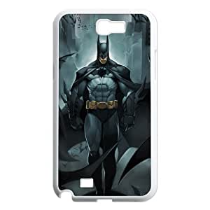 FashionFollower Customized Movie Series Batman Fantastic Hard Shell Case For Samsung Galaxy Note 2 NoteWN25015