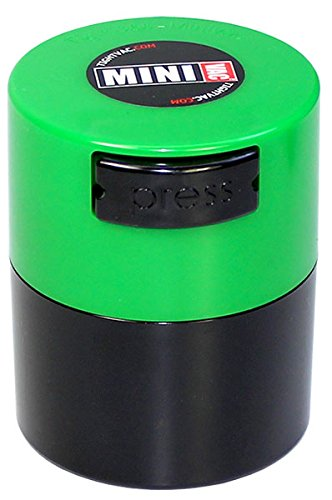 Tightvac Minivac 1-Ounce Vacuum Sealed Dry Goods Storage Container