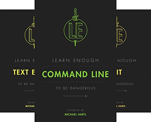 Learn Enough Developer Fundamentals (3 Book Series)