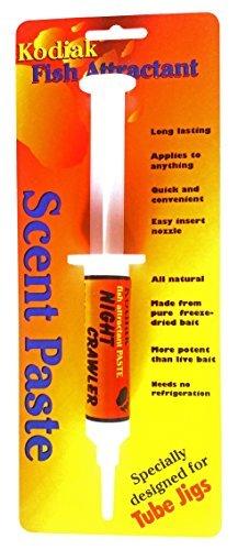 Scent Injector - Kodiak Fish Attractant Scent Injector, Night-Crawler Scent