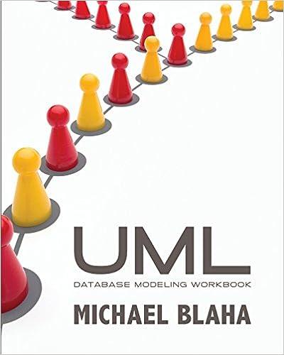 Book UML Database Modeling Workbook