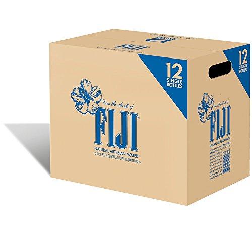 Fiji Natural Artesian Water 16 9 Fl Oz Pack Of 24 Bottles: FIJI Natural Artesian Water, 50.7 Fl Oz (Pack Of 12)