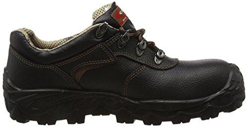 Cofra New Caspian S3 SRC Paire de Chaussures de sécurité Taille 41 Noir