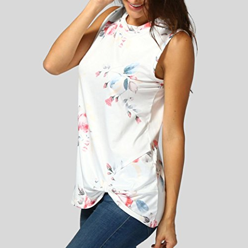 Multicolore Bianco Bekleidung SANFASHION Damen Ballerine Shirt155 SANFASHION Multicolore Donna gSHnFqwq