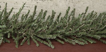 land Natural Look Country Primitive Christmas Holiday Winter Décor (Pine Twig)