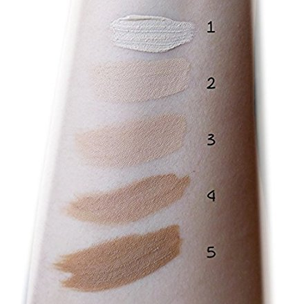 PUROBIO - Fluid Concealer - Shade 02 - Reliably conceal any flaws & pigment spots - Organic, Vegan, Nickel Tested, made in Italy