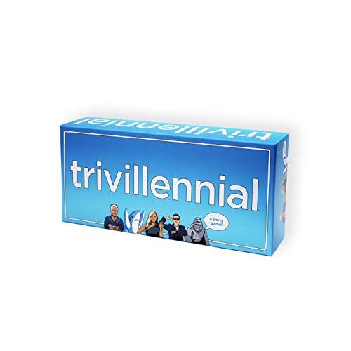 Board Game Trivia (Trivillennial - The Trivia Game for Millennials [A Party)