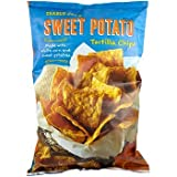 Trader Joes Sweet Potato Tortilla Chips... TWO 12 Oz. Bags