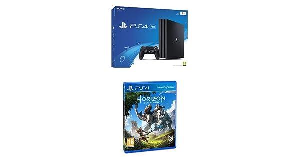 PlayStation 4 Pro (PS4) - Consola de 1 TB + Horizon Zero Dawn ...