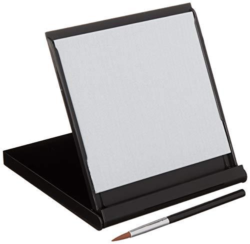 Plane Stress Reliever - Buddha Board Mini Buddha Board, 5 x 5 x 1/2-Inch, Black