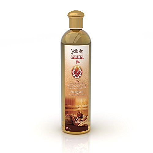 Sauna Fragrance based on pure Essential Oils - Luxe - Energising - 500ml